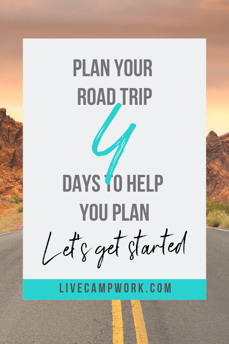 When planning your trip, however long or short it might be, keep these in mind to plan and prepare and then keep the journey running smoothly. Road trips can be awesome family bonding experiences and its easy to get carried away, planning a whirlwind trip- like the years before children.