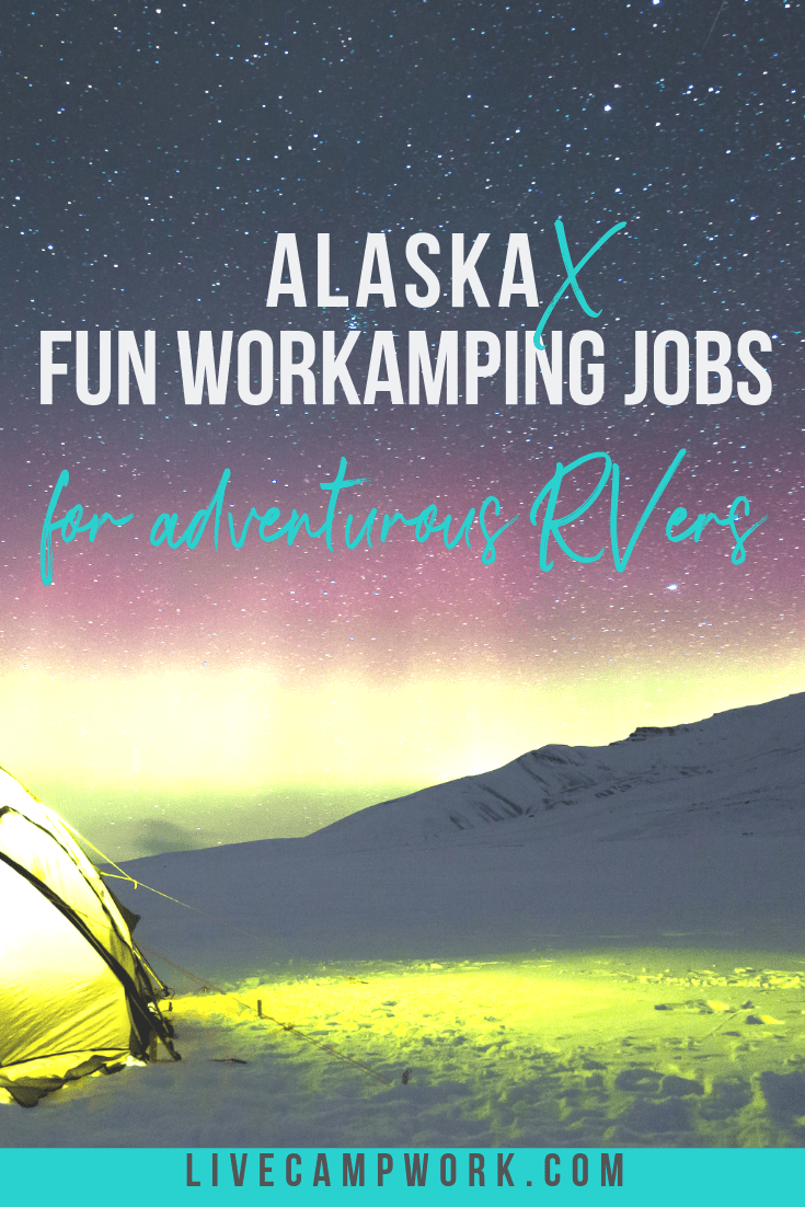 Alaska Excursions, or AlaskaX, is a newbie in the Workamper community. Their Workamping program offers jobs for RVers that are outside the box and full of fun adventures. They offer positions for RVers interested in delivering fun experiences to their guest.