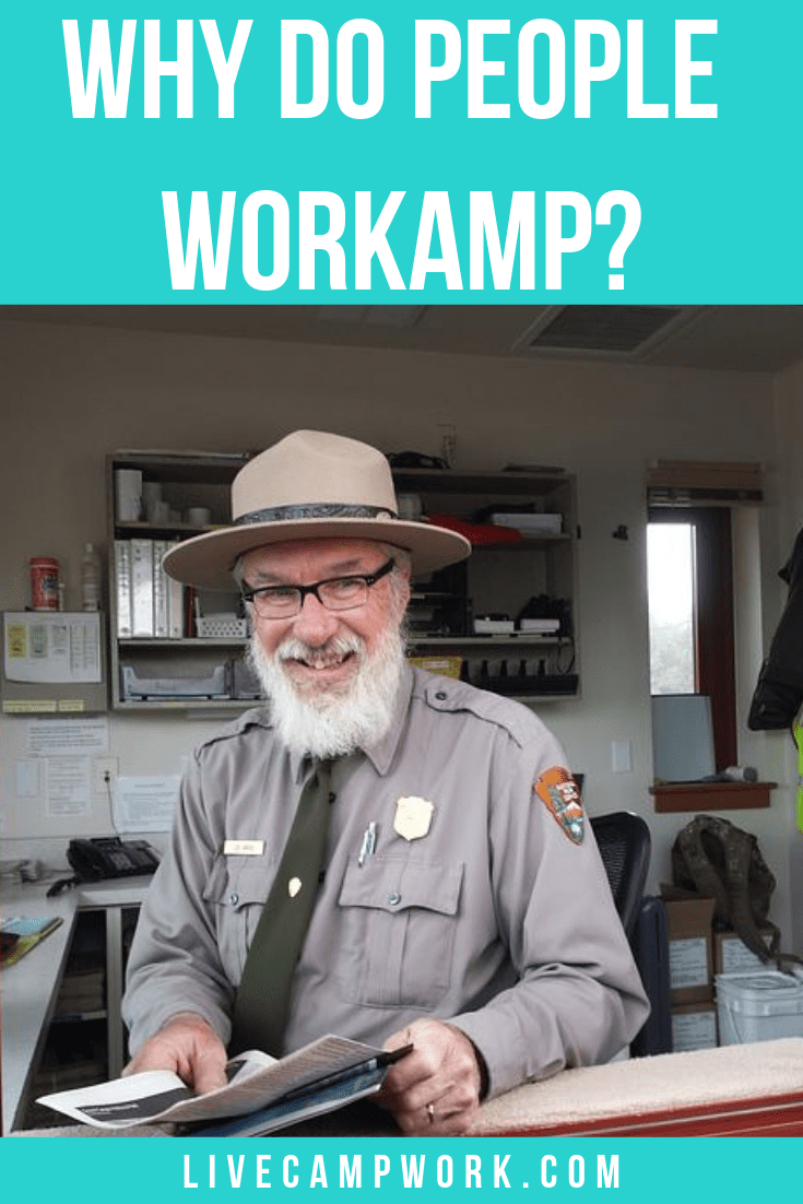 Workamping allows retirees and RVers of all ages to travel and work along the way. It provides an income solution for those without remote jobs and online income as well as free or discounted camping.