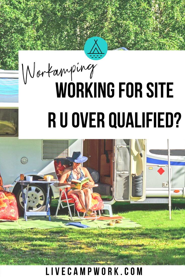 Workamping includes a variety of jobs for RVers that offer paid hours, free RV camping and sometimes amenities and additional benefits for RV workers! Many positions do not require previous experience for RVs interested in applying. RVers looking to work season, part-time and full-time jobs while they travel should research Workamping and the benefits it provides.