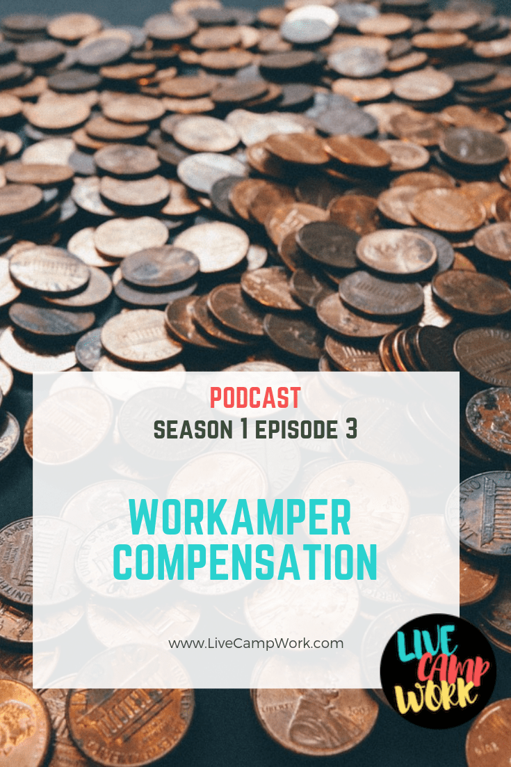 Things you need to know about Workamping!  How much is typical compensation, how to compute your actual wage for each hour worked, being overqualified for Workamping jobs and why that's a good thing and much more!