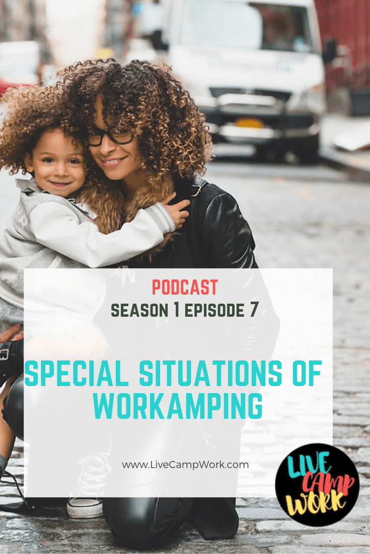 We're talking Workamper Singles and Workamping Families- two groups of RVers who travel and work outside the traditional scope fo what was once the norm.