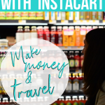 How RVers Can Make Money & Travel With Instacart Grocery