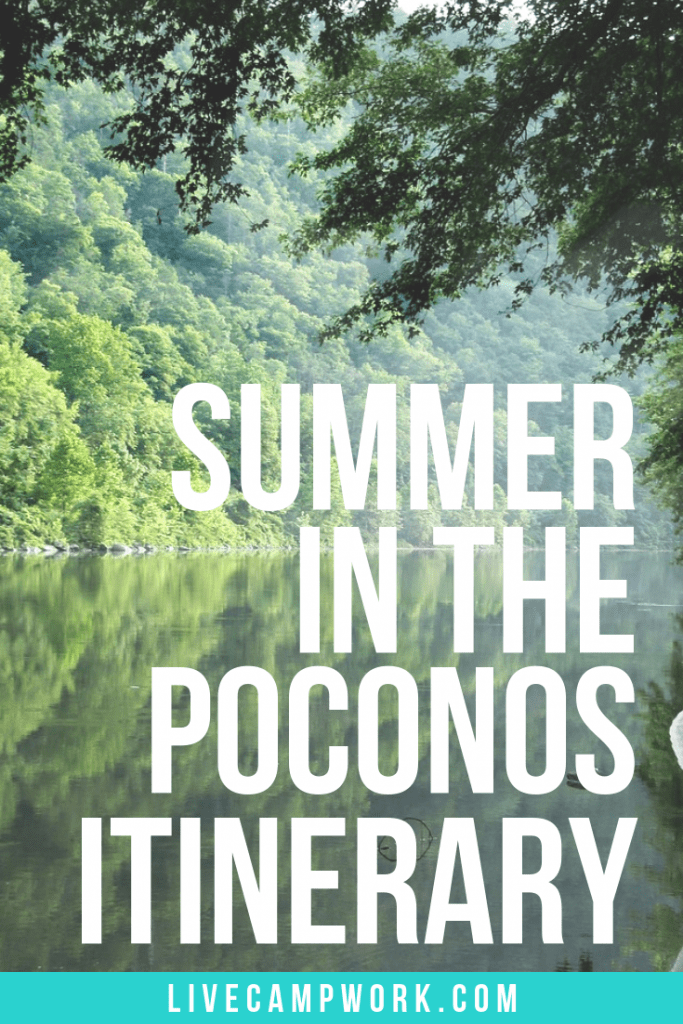 Spend the summer in the Pocono Mountains at Thousand Trails