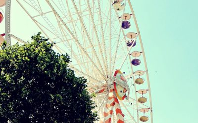 Theme Parks With Jobs For RVers