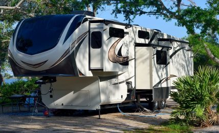 Big Rigs Best Bets in RV Campground
