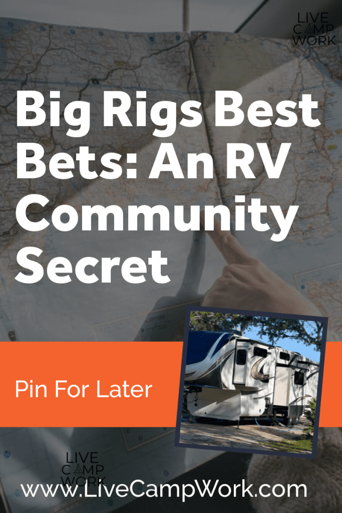 Big Rigs Best Bets Pin For Later