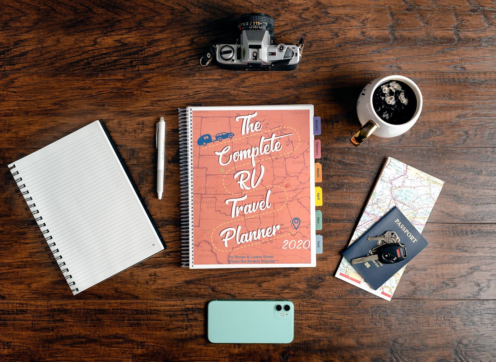 RV Travel Planner: How To Create An RV Travel Plan