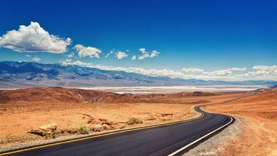 California RVing road trip