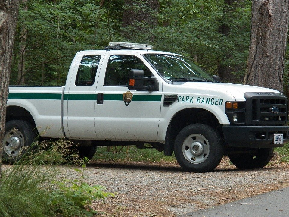 Camp hosts salary park rangers