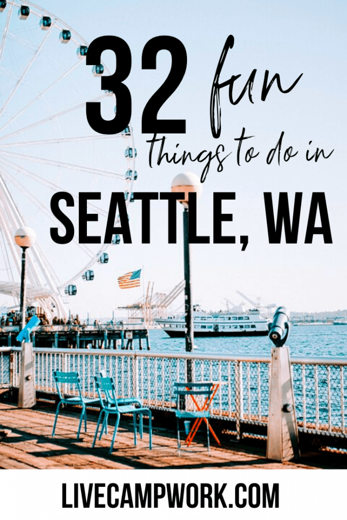 fun things to do in Seattle today