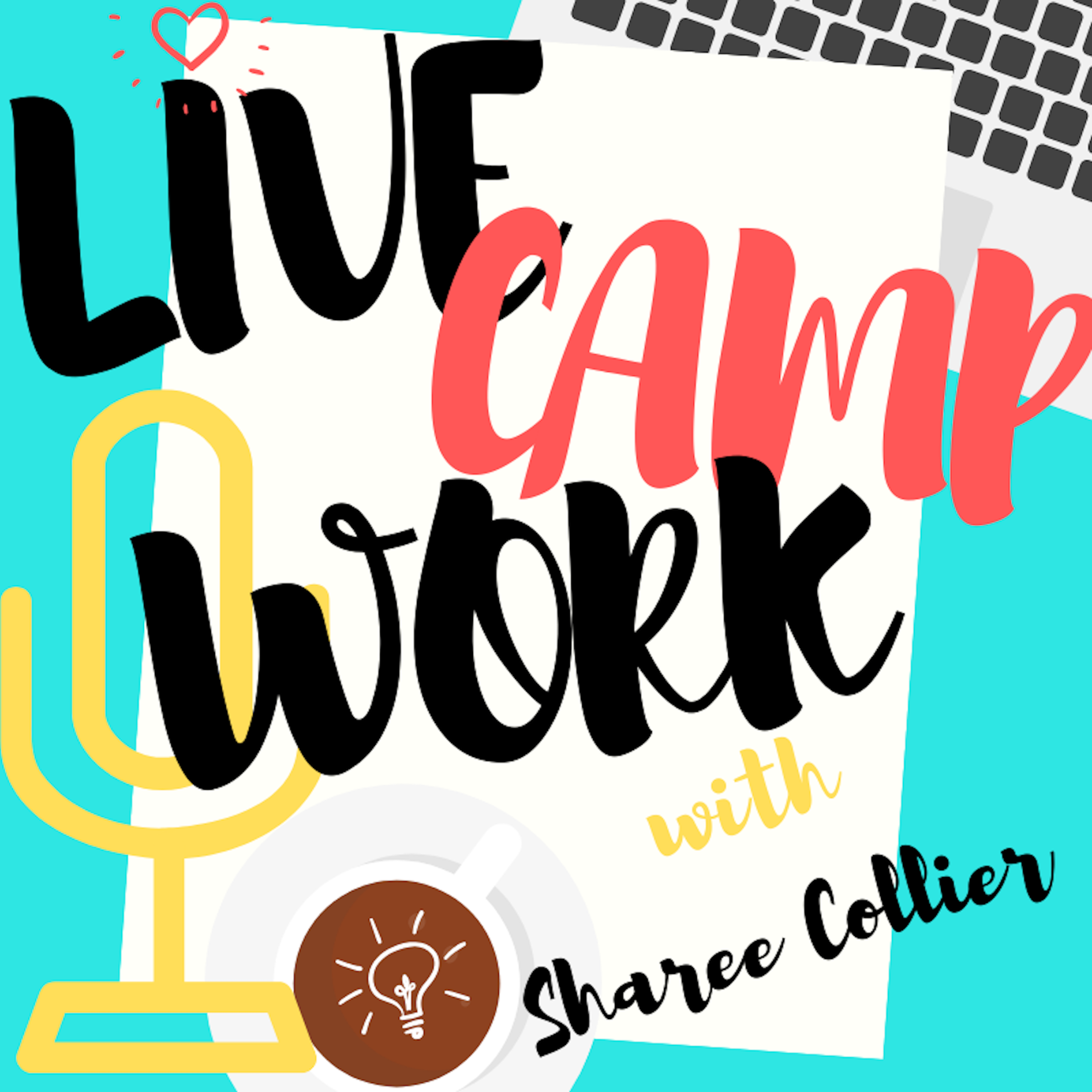 LiveCampWork: How to Make Money & RV Full-Time Workamping | Full-time RV Travel| RV Life| Working on the Road with Sharee Collier